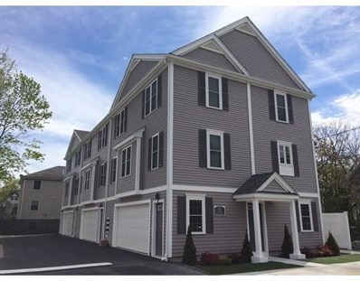 12 West Church Street UNIT 102, Mansfield, MA 02048 - #: 72374947