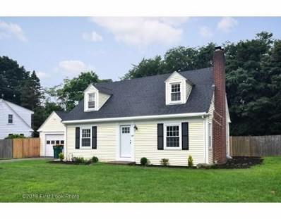 87 Reed Ave, North Attleboro, MA 02760 - #: 72377956