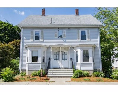 19 Mt. Pleasant Street UNIT 2, Woburn, MA 01801 - #: 72379002