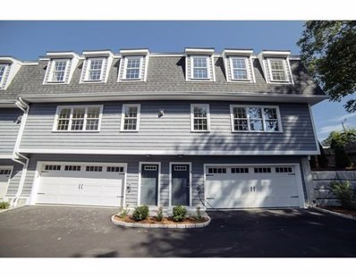 260 West St. UNIT 6, Quincy, MA 02169 - #: 72381175