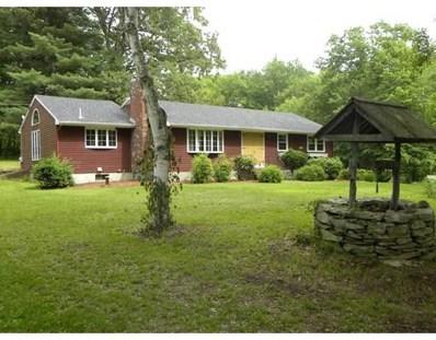 195 Charlton Rd UNIT w barn, Spencer, MA 01562 - #: 72383283