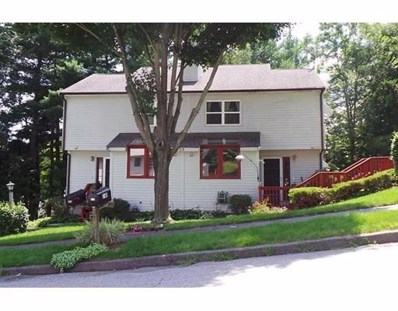 24 Gates Road R UNIT B, Worcester, MA 01603 - #: 72387340