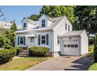 134 Madison Ave, Quincy, MA 02169 - #: 72388197