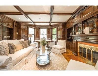 167 Commonwealth Avenue UNIT 1, Boston, MA 02116 - #: 72395168