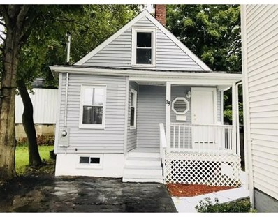 18 Lawrence Street, Brockton, MA 02301 - #: 72398360