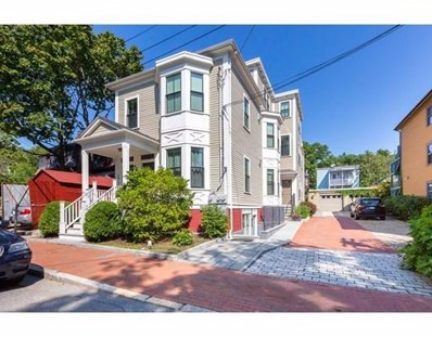 619 Franklin Street UNIT 3, Cambridge, MA 02139 - #: 72400659
