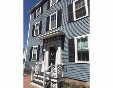 21 Pickman Street UNIT 3, Salem, MA 01970 - #: 72400720