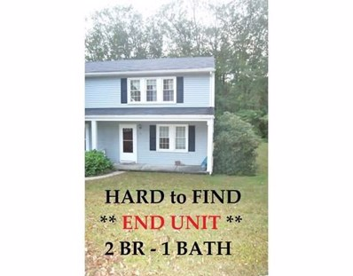 5 Fairview Park Rd UNIT 12, Sturbridge, MA 01566 - #: 72402262