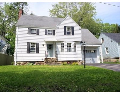 6 Evelyn St, Worcester, MA 01607 - #: 72403560