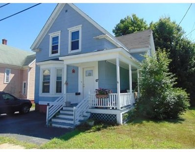 67 S Central St, Haverhill, MA 01835 - #: 72404657
