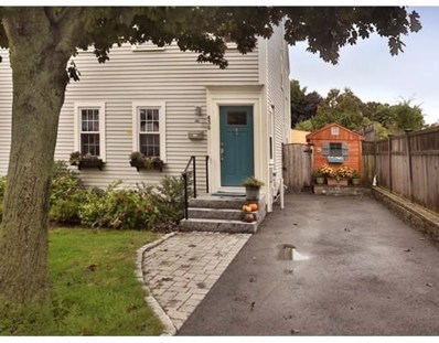 43 Kent St UNIT D2, Newburyport, MA 01950 - #: 72405820