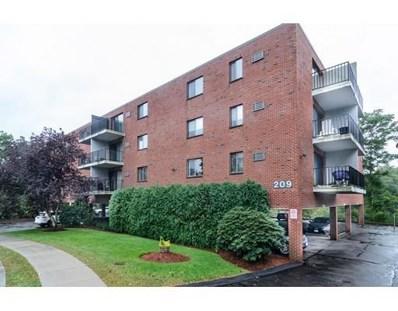 209 Riverview Avenue UNIT 36, Newton, MA 02466 - #: 72408565