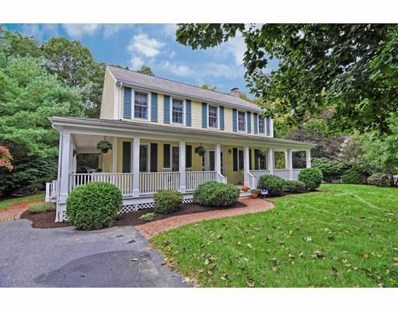 34 Tracy Circle, Mansfield, MA 02048 - #: 72408692