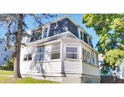 2 Prioulx St, Worcester, MA 01605 - #: 72411245