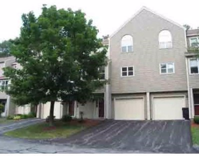 19 Thayer Pond Dr UNIT 3, Oxford, MA 01537 - #: 72411777