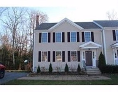 45 Colt Circle UNIT B, Taunton, MA 02780 - #: 72413388