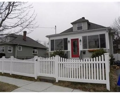 28 Apthorp St, Quincy, MA 02170 - #: 72416776
