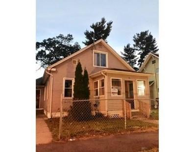 84 Edgewood St, Springfield, MA 01109 - #: 72417240