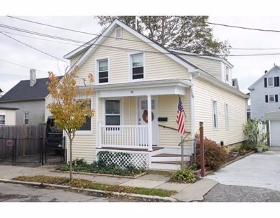48 Willow Street, New Bedford, MA 02740 - #: 72417425