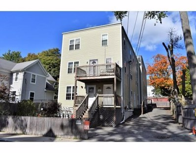 45 Nightingale Street UNIT B, Boston, MA 02124 - #: 72417552
