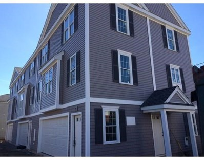 12 West Church Street UNIT 2, Mansfield, MA 02048 - #: 72419506