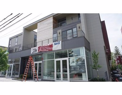 260 Beacon Street UNIT 206, Somerville, MA 02143 - #: 72420023