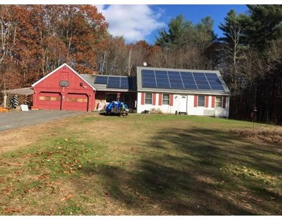 134 Queen Lake Road, Templeton, MA 01468 - #: 72422252