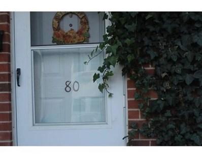 80 Manor Court UNIT 80, Springfield, MA 01118 - #: 72422661