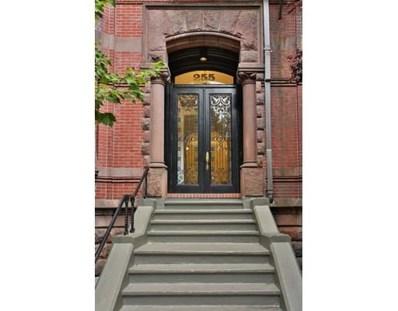 255 Commonwealth Ave UNIT 1, Boston, MA 02116 - #: 72423360
