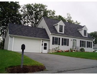 160 Points West Drive, Fall River, MA 02720 - #: 72423361