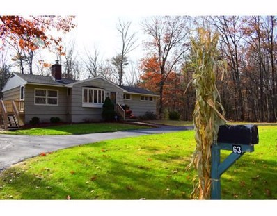 63 Keyes Hill Road, Pelham, NH 03076 - #: 72424000