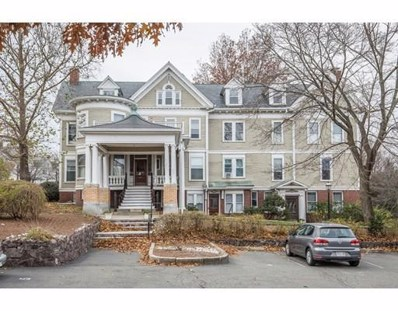 22 Parker St UNIT 8, Malden, MA 02148 - #: 72424133