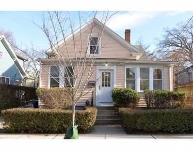 8 Corporal Burns, Cambridge, MA 02138 - #: 72426467