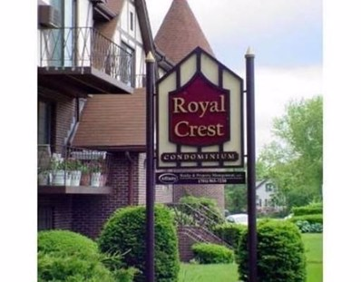 11 Royal Crest Drive UNIT 3, Randolph, MA 02368 - #: 72427841