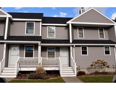 103 Sycamore Dr UNIT 103, Leominster, MA 01453 - #: 72429186