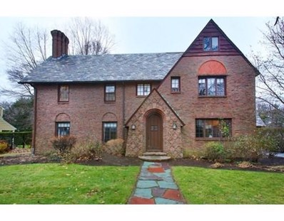 11 Willow Crescent, Brookline, MA 02445 - #: 72430629