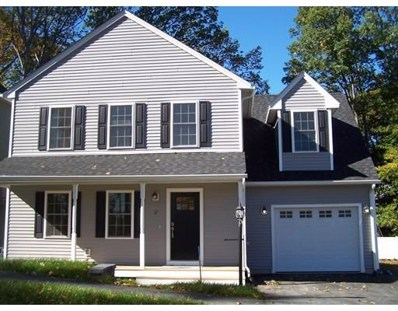 25 Paper Birch Path UNIT 68, Worcester, MA 01605 - #: 72430901