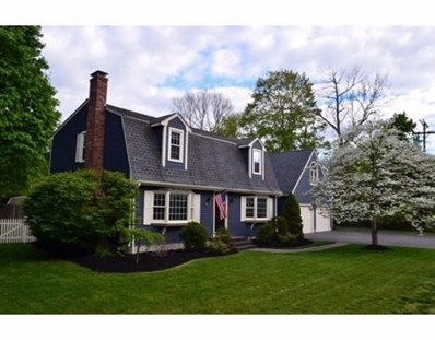60 Pound St, Medfield, MA 02052 - #: 72431709