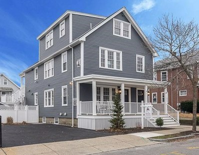8-10 Amherst Street UNIT ONE, Arlington, MA 02474 - #: 72435751