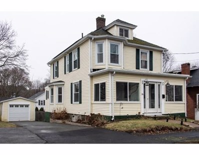 26 Raymond Ave., Beverly, MA 01915 - #: 72439387