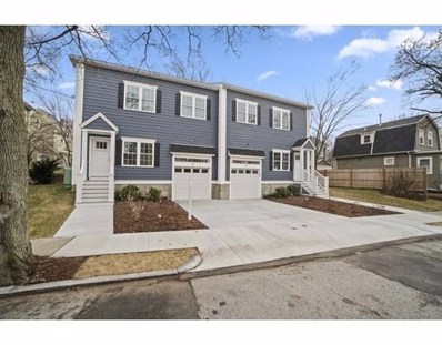 64 Fairmont St UNIT 64, Arlington, MA 02474 - #: 72439554