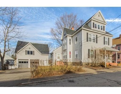 42 Whitney Ave UNIT 3, Lowell, MA 01850 - #: 72439806