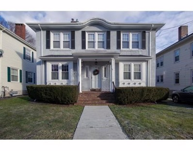 14 Gould St, New Bedford, MA 02740 - #: 72441059