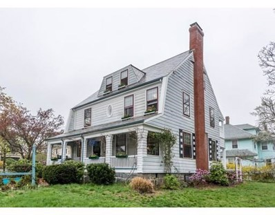 40 Willow St, Quincy, MA 02170 - #: 72492622