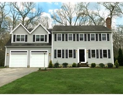 45 Bell Dr, Whitman, MA 02382 - #: 72493001