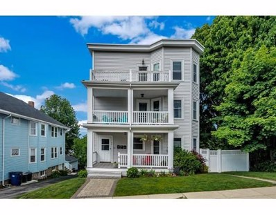 48 Montvale UNIT 3, Boston, MA 02131 - #: 72521954