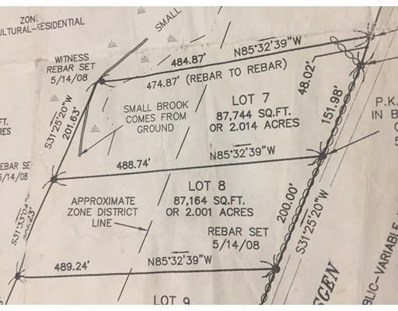 Lot 7 Hisgen Rd, Holland, MA 01521 - #: 72656986