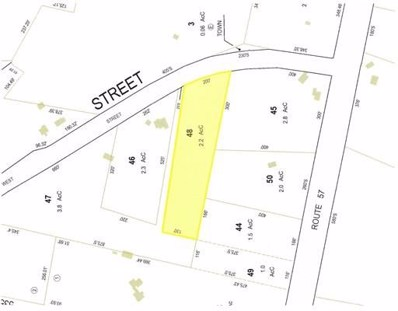 Lot 48 West Street, Sandisfield, MA 01255 - #: 72657831