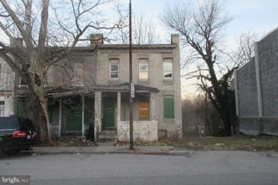 3435 Park Heights Avenue, Baltimore, MD 21215 - #: 1000041557