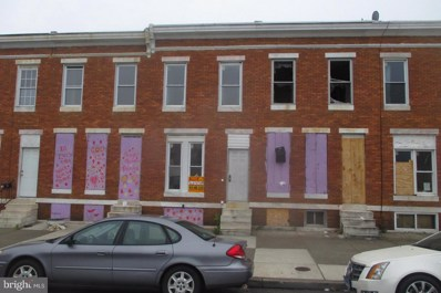 1814 Milton Avenue N, Baltimore, MD 21213 - #: 1000043795